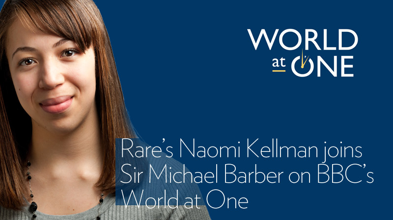 Rare's Naomi Kellman Joins Sir Michael Barber On BBC's World At One