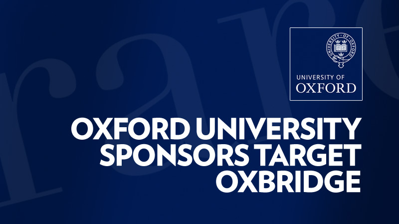 Oxford University sponsors Target Oxbridge